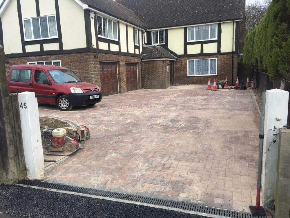 Block Paving in Bexhill 2