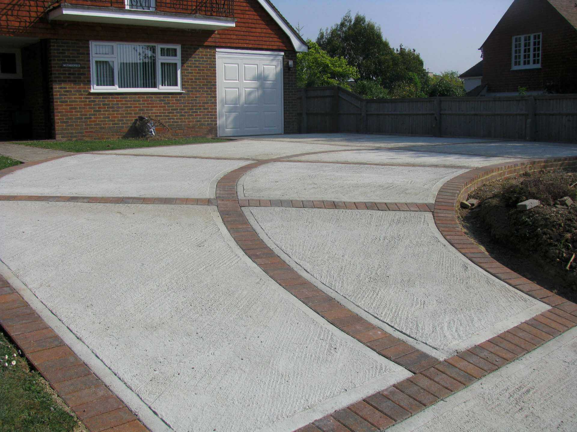 Driveways in Sussex