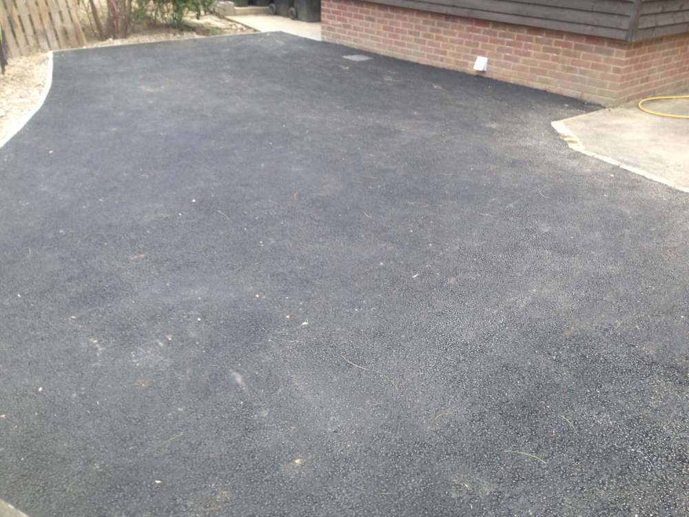 Project to Create New Entrance _ Tarmac Drive (2)